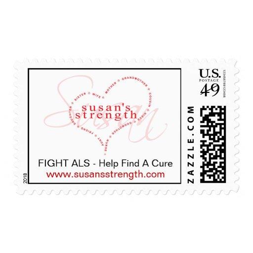 Susan's Strength Stamp
