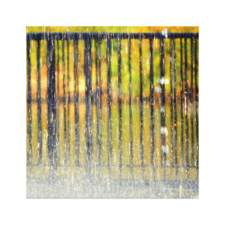 Susan's Waterfall Canvas Print