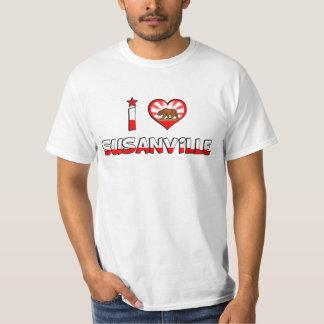Susanville, CA Tee Shirt
