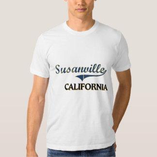 Susanville California City Classic Shirt