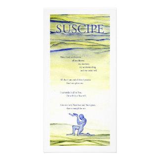 Suscipe (Prayer of St. Ignatius) Card