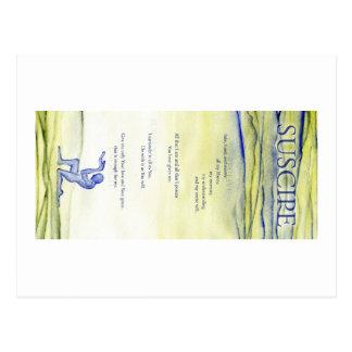 Suscipe (Prayer of St. Ignatius) Postcard