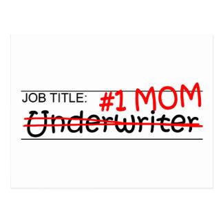 Suscriptor de la mamá del trabajo postal