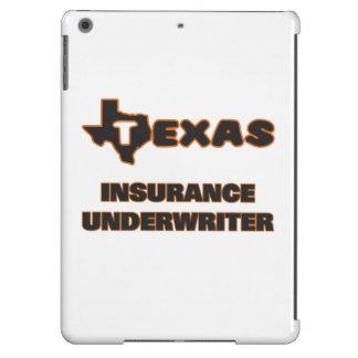 Suscriptor de seguro de Tejas Funda Para iPad Air