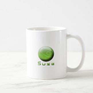 Suse Geek Option Coffee Mug