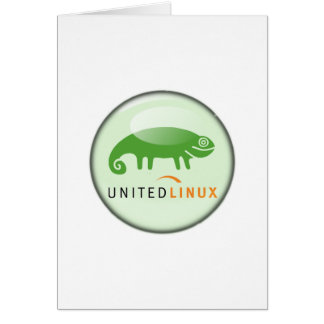Suse United Linux Card