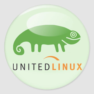 Suse United Linux Sticker