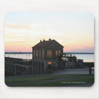 Suset Dam Mouse Pad
