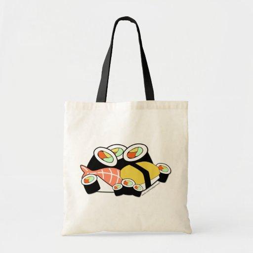 Sushi a ir bolsa tela barata