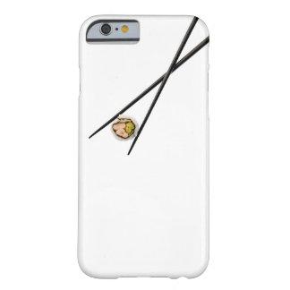 Sushi and Black chopsticks - Customized iPhone 6 Case