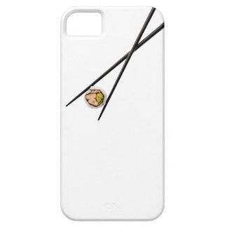 Sushi and Black chopsticks - Customized iPhone SE/5/5s Case