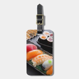 Sushi and rolls bag tag