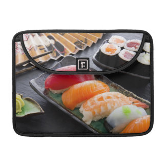 Sushi and rolls sleeve for MacBook pro