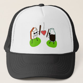 Sushi and Soy Sauce Trucker Hat