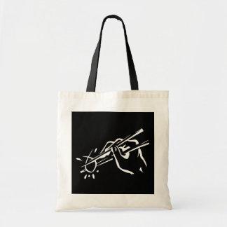 ¡Sushi ateo! (ichthys) Bolsa Tela Barata
