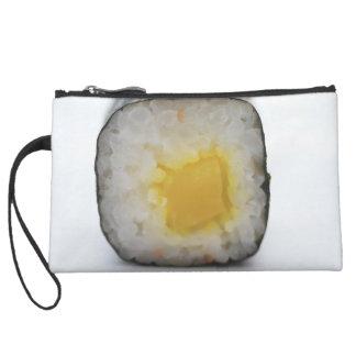 Sushi! Wristlet Clutch