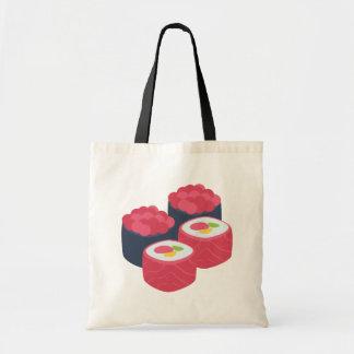 Sushi Budget Tote Bag