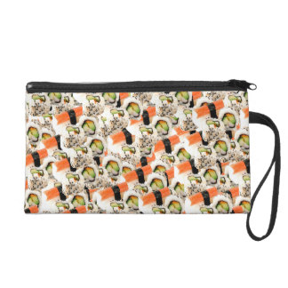 Sushi Bags Wristlet Purses