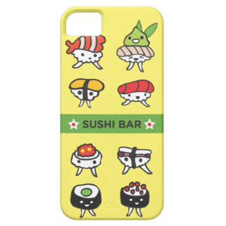 Sushi Bar iPhone4 case
