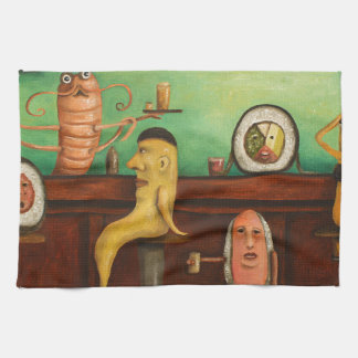 Sushi Bar Kitchen Towel
