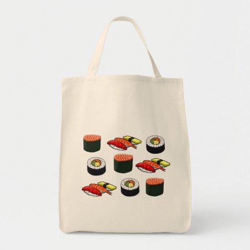 Sushi Bolsas