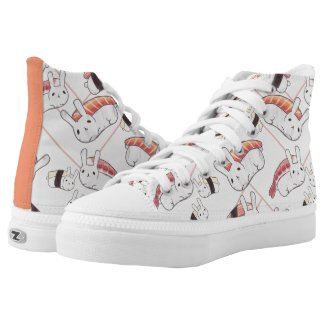 Sushi Bunny High Tops