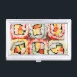 """Sushi Business Card Holder<br><div class=""""desc"""">Sushi</div>"""