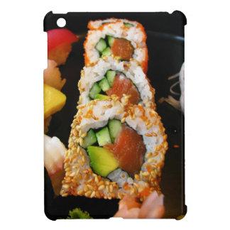 Sushi California roll sashimi foodie chef photo iPad Mini Covers