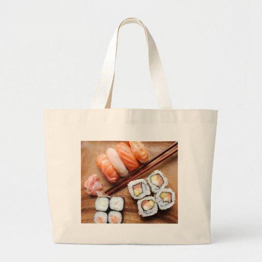 Sushi Canvas Bag