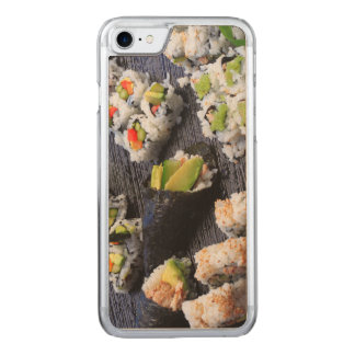 Sushi Carved iPhone 8/7 Case