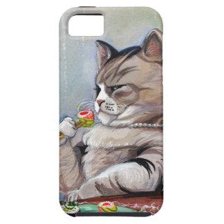 Sushi Cat Fancy Feast iPhone SE/5/5s Case