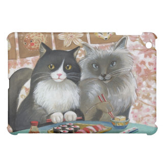 Sushi Cat Lovely Pair Cover For The iPad Mini