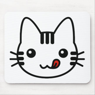 Sushi Cat Mouse Pad