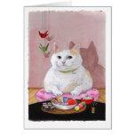 Sushi Cat - Sashimi Sweetie Cards