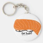 ¿Sushi conseguido? Llaveros