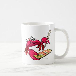 Sushi Crab Mugs