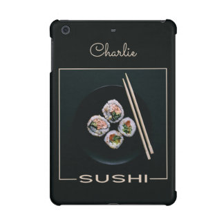 Sushi custom name device cases iPad mini retina case