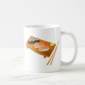 Sushi cute Japanese food Coffee Mug