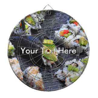 Sushi Dartboard