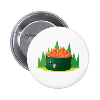 Sushi de Ikura Pins