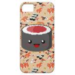 Sushi de Kawaii iPhone 5 Case-Mate Protectores