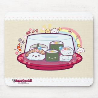 Sushi de Kawaii Mouse Pad