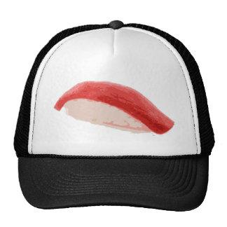 Sushi de Nigiri del atún Gorros Bordados