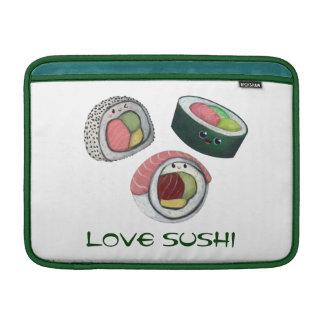 Sushi del amor fundas macbook air