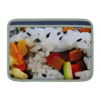 Sushi del rollo de California Fundas MacBook