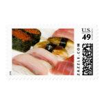 Sushi del sello de Japón