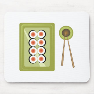 Sushi Dinner Mouse Pad