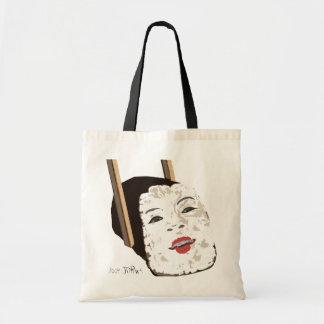 Sushi Face Bag