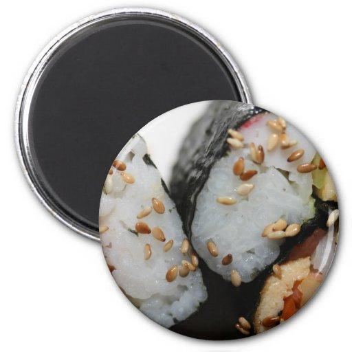 Sushi Fridge Magnet