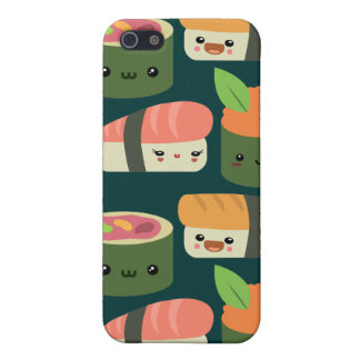 Sushi Friends Cover For iPhone SE/5/5s